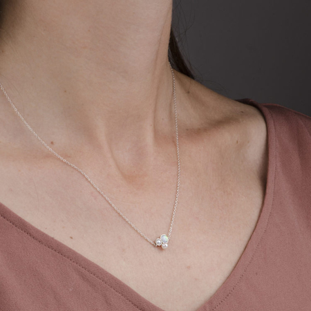 Necklace star cluster model 750x750