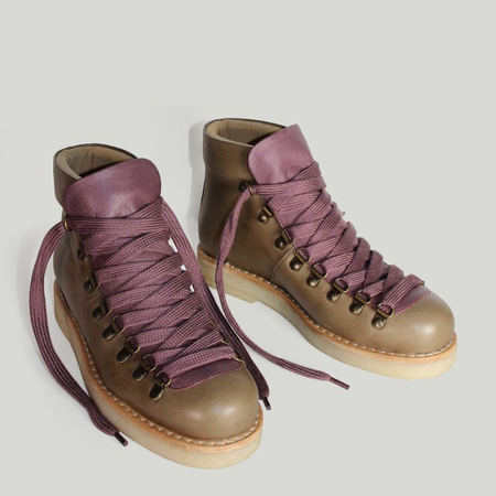 Schuhe Hikingboots Purple Another Project