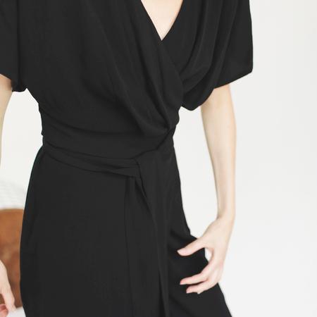 Marzec dress black 2