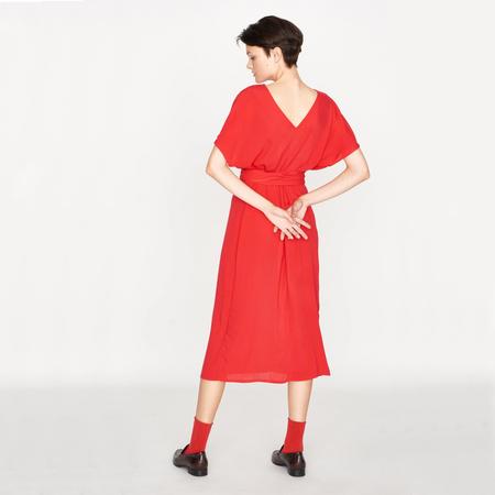 Marzec dress red 1