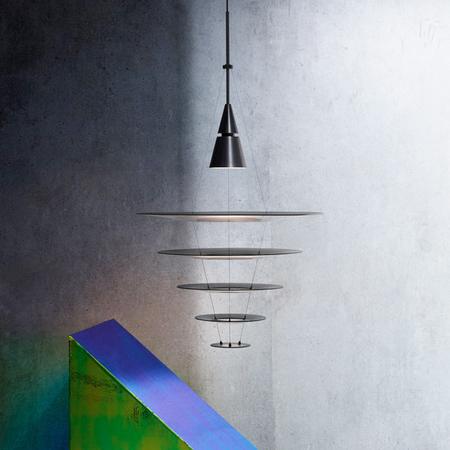 Leuchte Enigma Schwarz Louis Poulsen