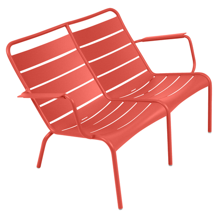 Fermob Doppel-Lounger Luxembourg  Capucine 45