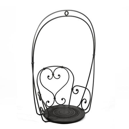 1900 fauteuil suspendu noir