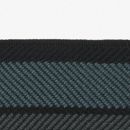 Teppich Merger Blau Danskina