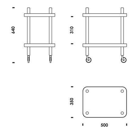 Block pictogram
