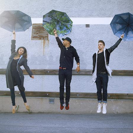 Regenschirm Forest Happy Sweeds