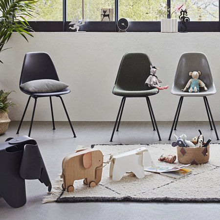 Stuhl Eames Plastic Side Chair DSX Vitra