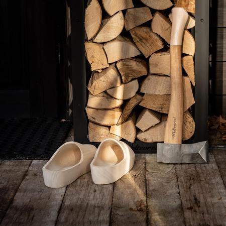 Holzschuhe Poplars Weltevree