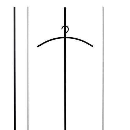 Garderobe Sketch Wand Schönbuch