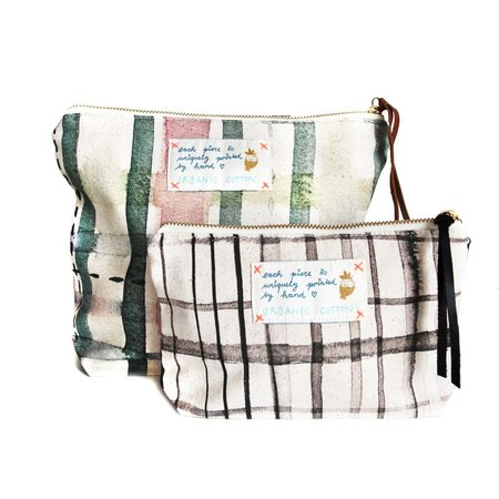 Beuteltasche My Black Check von Lili PepperBeuteltasche My Black Check von Lili PepperBeuteltasche My Black Check von Lili Pepper