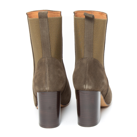 Wildleder Booties von Anthology ParisSchuhe Boots Wildleder Anthology Paris