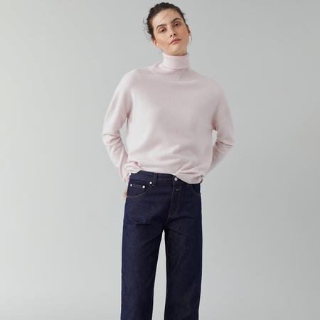Pullover Rollkragen Rosa Closed