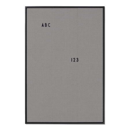 Messageboard A2 Design Letters