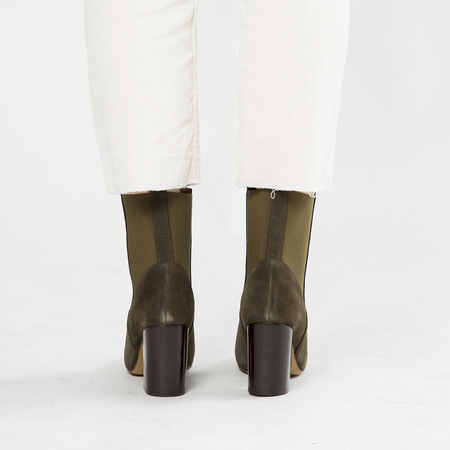 Schuhe Boots Wildleder Anthology Paris