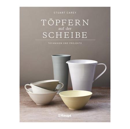 Buch Töpfern auf der Scheibe Haupt Verlag