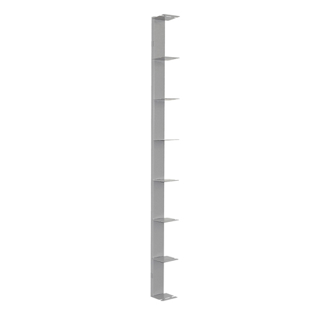 Regal Booksbaum II Wand Radius Design