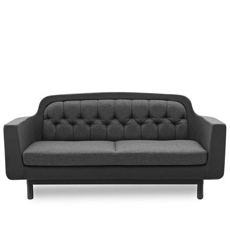 602955 onkel sofa 2 seater darkgrey 1