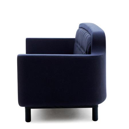 602910 onkel sofa 3 seater blue 2 side