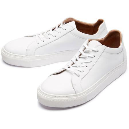 Leder Sneaker von Selected Femme