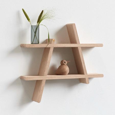 Wandregal A-Shelf von Andersen Furniture