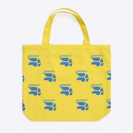 Strandtasche Gelb Rothhirsch