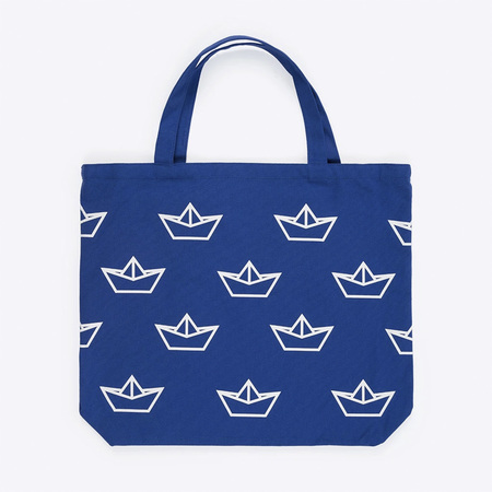 Strandtasche Blau Rothhirsch