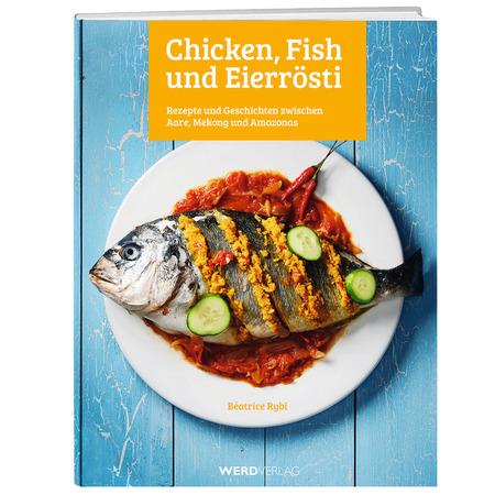 Kochbuch 39 chicken fish und eierr sti 39 for Fish mox amazon