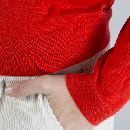 Pullover Wolle Rot PS by Paul Smith