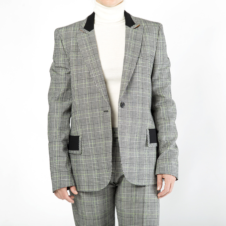 Blazer Karo PS by Paul Smith