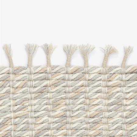 Teppich Sinuous von Kvadrat Rugs