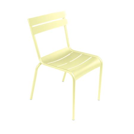 Stuhl Luxembourg ohne Armlehne Fermob