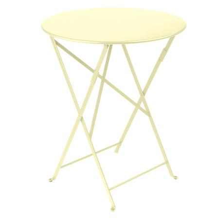 Tisch Bistro Rund Fermob