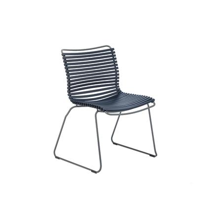 Click Stuhl ohne Armlehne Houe