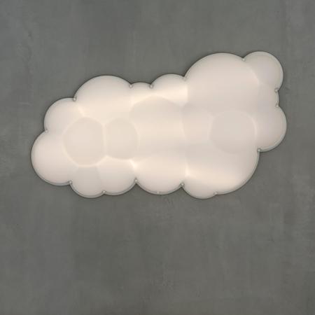 Wandleuchte Nuvola