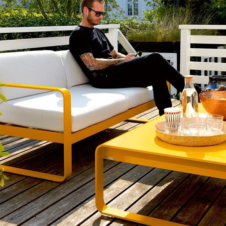 Fermob Outdoor 3-Sitzer Sofa 'Bellevie'