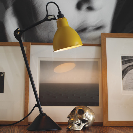 Tischlampe Lampe Gras 205