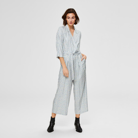 Lieblings-Overall mit zartem Print