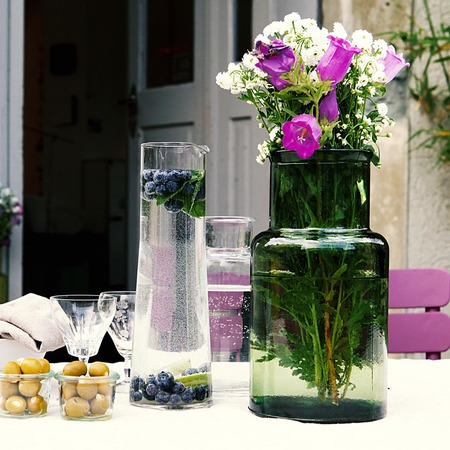 grosse vasen im set von 39 muubs 39. Black Bedroom Furniture Sets. Home Design Ideas