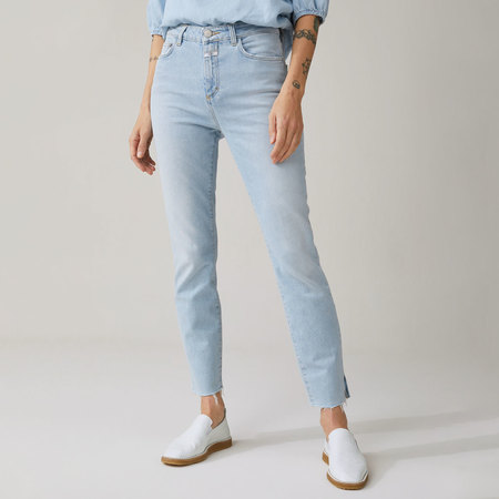Baker High Denim von Closed