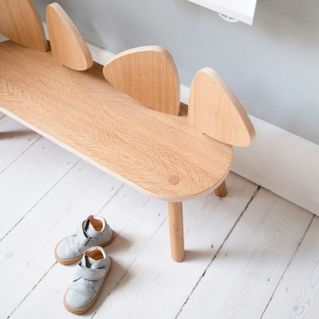 Kinderbank Mouse Bench von Nofred