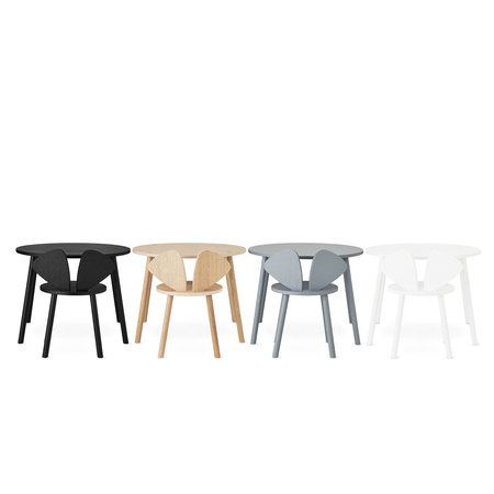 Kindertisch Mouse School Table  Nofred