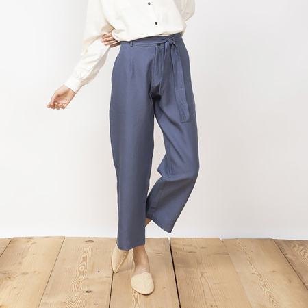 Feminine Leinenhose von Jungle Folk