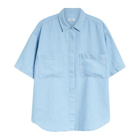 Denim-Bluse von Closed