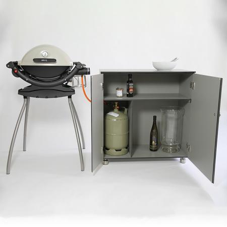 Grillschrank Organizer S Barbecue