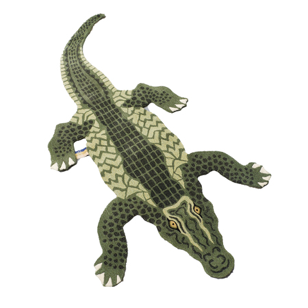 Teppich Coolio Crocodile Doing Goods