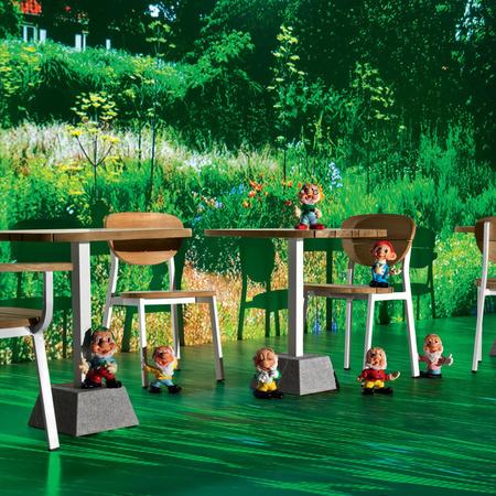 Tisch InOut 137 von Gervasoni