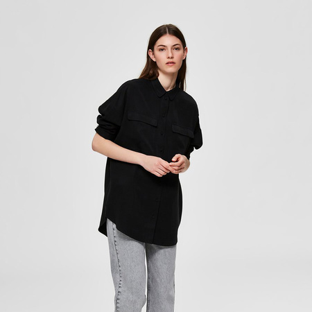 Longbluse von Selected Femme