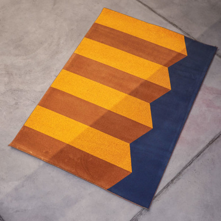 Teppich FRIETJES I von Schoenstaub