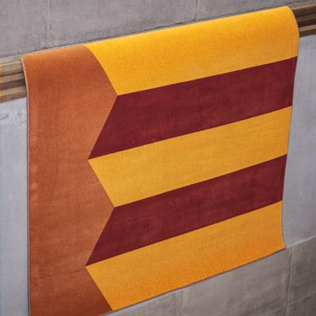 Teppich FRIETJES II von Schoenstaub