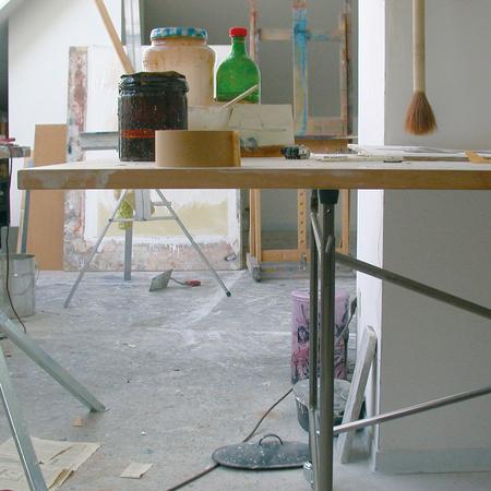 Tischgestell Egon Eiermann Klein Richard Lampert